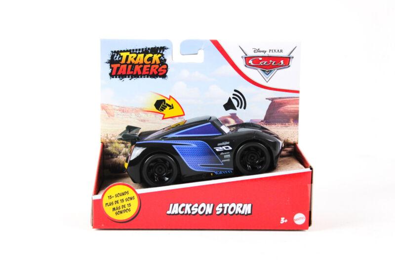 Disney Pixar GTK87 Cars Track Talkers Jackson Storm
