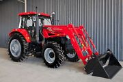 125HP 4wd tractor, loader and 4 in 1 bucket. YTOX1254 BRAND NEW Pakenham Cardinia Area Preview