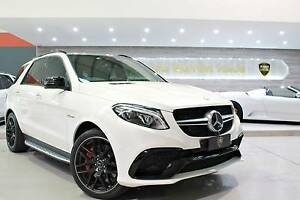 2016 Mercedes-Benz GLE63 AMG Wetherill Park Fairfield Area Preview