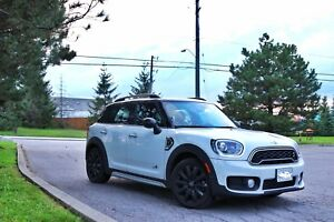 Fully Loaded Mini Countryman S AWD - **Winter Tires**