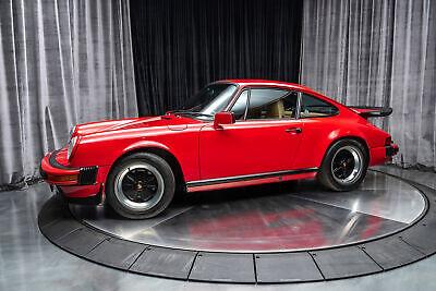 1989 Porsche 911 Carrera - ONLY 16K MILES! - ALL ORIGINAL!! SPECTAC 1989 Porsche 911 Carrera - ONLY 16K MILES! - ALL ORIGINAL!! SPECTAC Tan