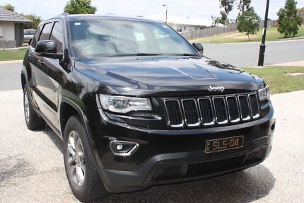 Jeep Grand Cherokee Laredo MY14 (2014)