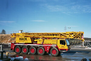 Liebherr 100/110tons Crane 465.000Euro full equipment
