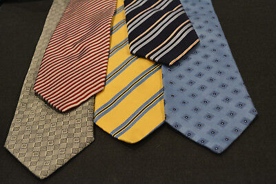 Lot of 5 ANDREW'S TIES (ZADI) Neckties - incredibly cheap price! Grab it! E1