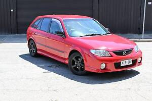 Mazda 323 SP20 Astina Hatch Mile End South West Torrens Area Preview
