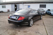 Mercedes-Benz CL-Coupe CL 65 AMG(V-Max-340 kmh)