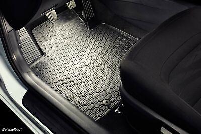 Gummimatten Gummi Fußmatten für BMW 5er G30 Limousine G31 Touring ab 2017