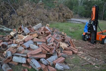 Firewood Ute Load $100 Mundoolun Logan Area Preview