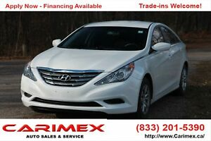 2013 Hyundai Sonata GL Bluetooth | Heated Seats | CERTIFIED