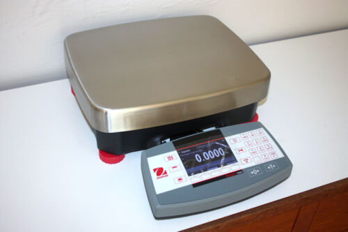 Ohaus R71MHD35 Ranger 7000 Compact Bench Scale, 35Kg x 0.1g, NTEP Certified
