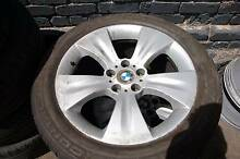BMW X-5 Alloys and Good Tyres 285/45 R 19 x 2 South Melbourne Port Phillip Preview