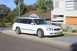 1999 Subaru Liberty Wagon Cronulla Sutherland Area Preview