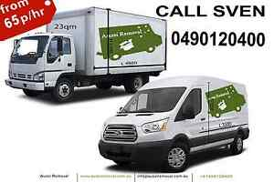 Aussi Removals & Deliveries over 150 5*reviews NO bad one Scarborough Stirling Area Preview