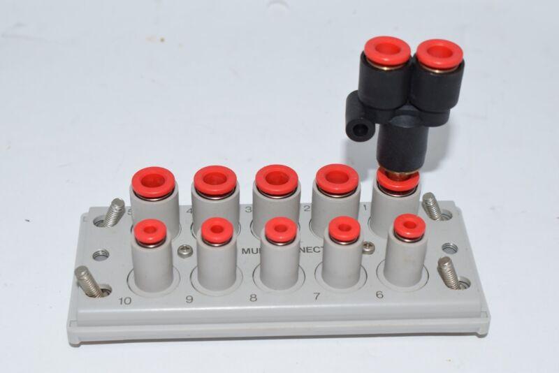 SMC MULTICONNECTOR Plug 10 Station