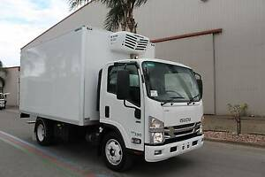 Isuzu NQR 87/80-190 NQR87-190 Refrigerated Burton Salisbury Area Preview
