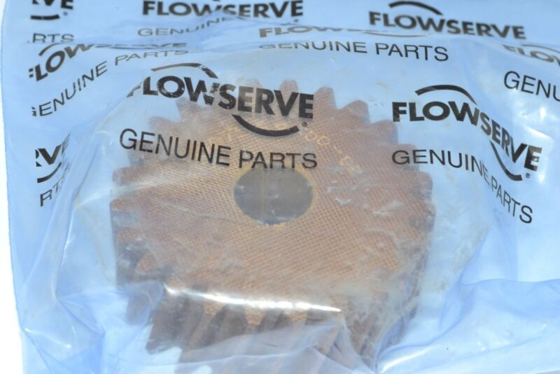 NEW Flowserve B07568-00-00 Pump Worm Gear