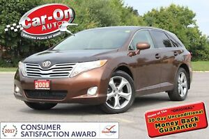 2009 Toyota Venza V6 LEATHER PANO ROOF REAR CAM LOADED