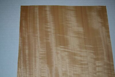 Anigre Wood Veneer Sheets 11 X 22 Inches142nd Thick F8629-31