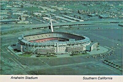 Anaheim Stadium, Southern California, Home of Angels Baseball and Rams Football