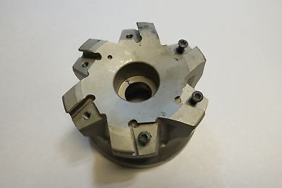 Ingersoll 4 Face Mill Sp6n-04r01 1.5 Bore