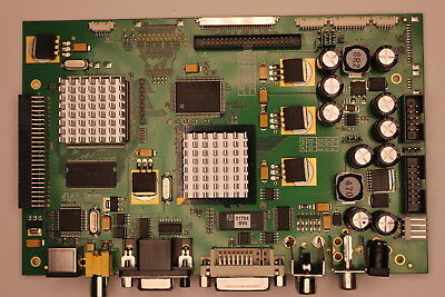 Kontron Flatpanel Controller 21110 CRT to LCD-7 Multimedia for LVDS Lcd Flat Panel