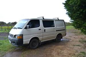 **** TOYOTA HIACE 2000 CAMPERVAN FOR SALE **** Adelaide CBD Adelaide City Preview