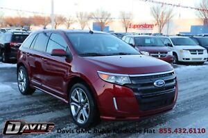 2013 Ford Edge Sport Rear camera! Navigation! Leather!