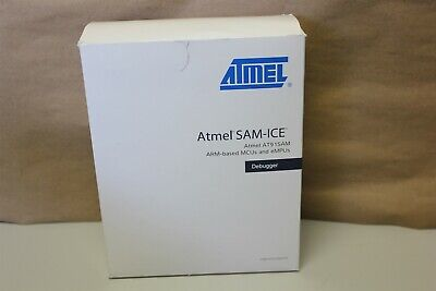 New Atmel Sam-ice Arm Mcu Empu Debugger At91sam-ice