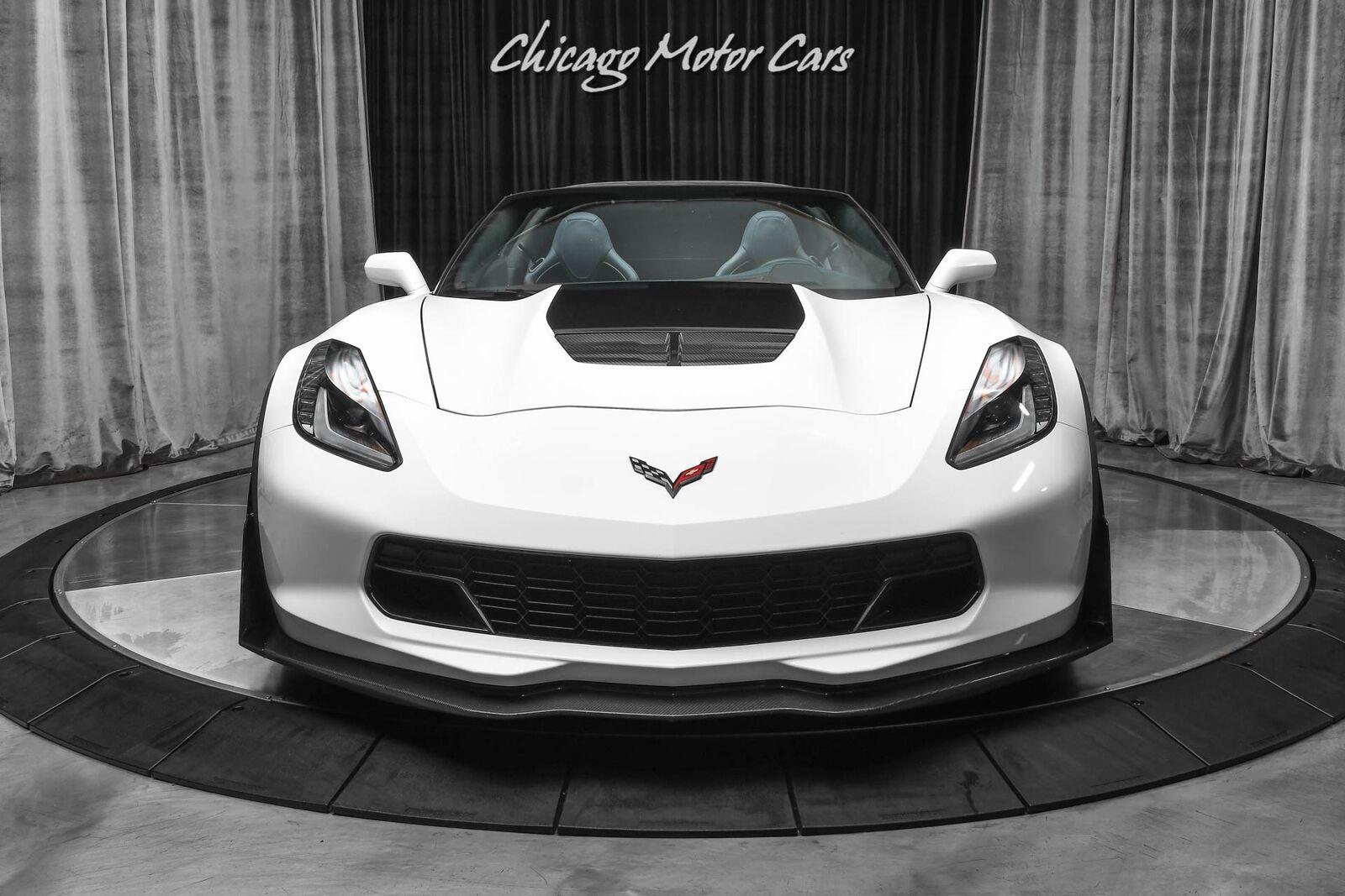 2015 White Chevrolet Corvette Z06 3LZ | C7 Corvette Photo 7