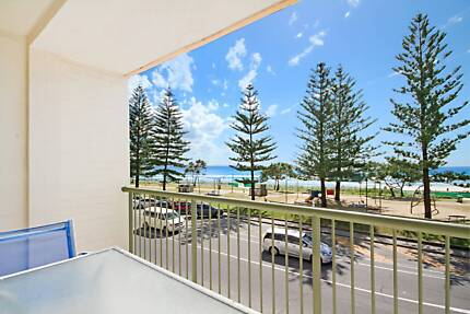 Available: Unit at Rainbow Bay (near Coolangatta) for 7 nights