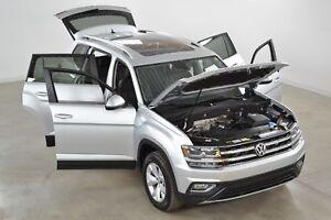 2018 Volkswagen Atlas 3.6 4Motion Highline Cuir*Toit Panoramique