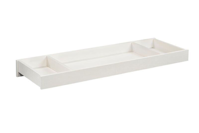 Oxford Baby Cottage Cove Changing Topper - Vintage White