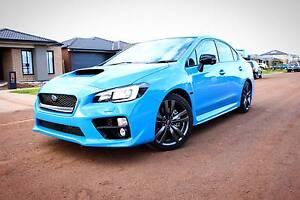 2016 Subaru WRX Hyper Blue manual Craigieburn Hume Area Preview