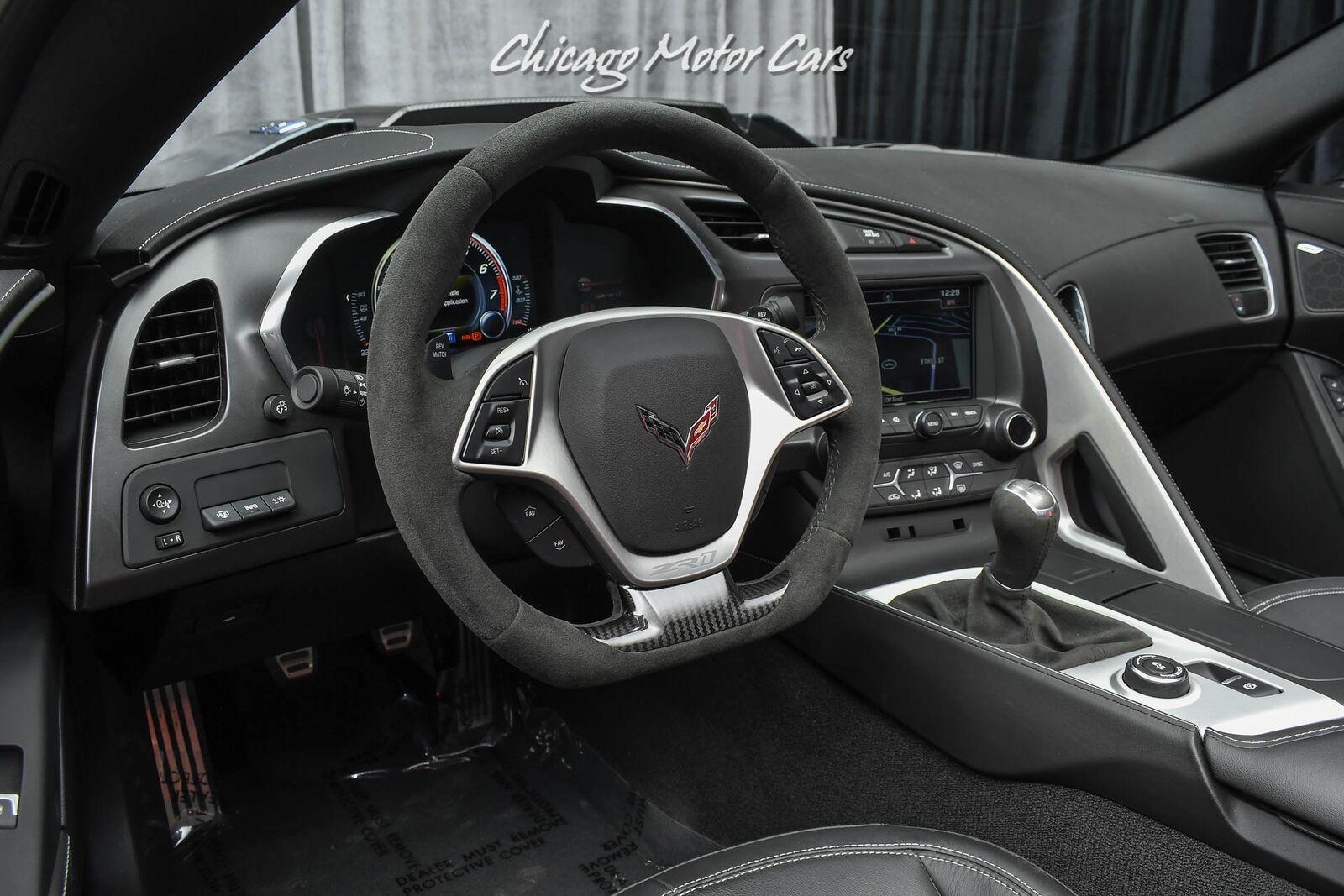 2019 Gray Chevrolet Corvette ZR1  | C7 Corvette Photo 8