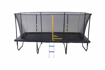 brand new 10ft x 17ft Big Air Extreme Rectangle Trampoline
