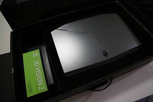 Alienware 17 almost new with 3D Nvidia Glasses Campbelltown Campbelltown Area Preview