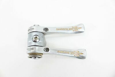 New NOS Shimano 105 SL-1055 shifter set 7s down tube braze on