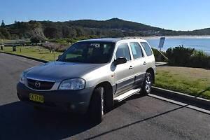 2005 Mazda Tribute Wagon Shoal Bay Port Stephens Area Preview