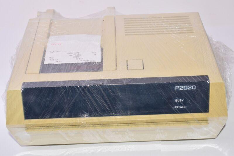 Vintage Canon Model: P2020, 115 VAC, 60 Hz, 0.1 Amp, Receipt Printer