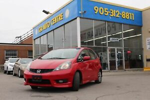 2013 Honda Fit Sport 5-Speed AT | KEYLESS ENTRY | ALLOY WHEELS |