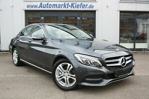 MERCEDES-BENZ C 220 d 7G-TR Avantgarde*Headup*LED*