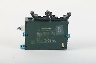Panasonic Afp0rc32t Control Unit Fp0r-c32t