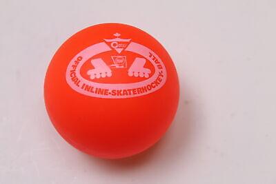 10 Pezzo Canpro Hockey Palla Myk Arancione 0505104 Hockey da Prato Inline-Skate