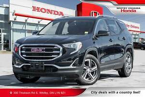 2018 GMC Terrain SLT Diesel | Navigation, Power Moonroof, Heated