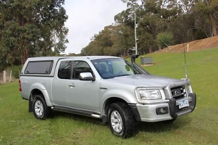 2007 Ford Ranger Ute Kyneton Macedon Ranges Preview
