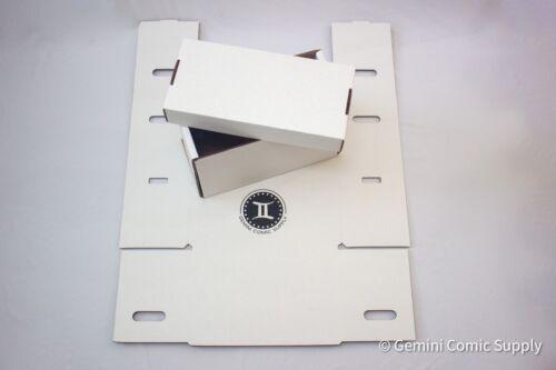 GEMINI Short Comic Storage Box with Lid (glue-free)