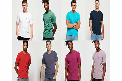 Superdry Mens Dry Originals Short Sleeve Pocket T-Shirt