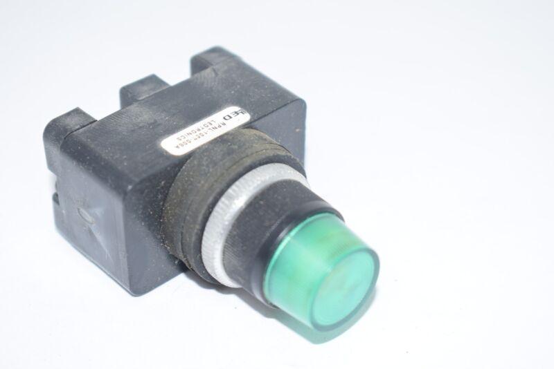Ledtronics RPNL-1008-006A Green LED Pilot Light