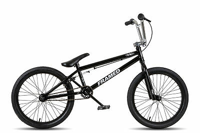 Framed Verdict BMX Bike Black Mens Sz 20in/20.5in Top Tube