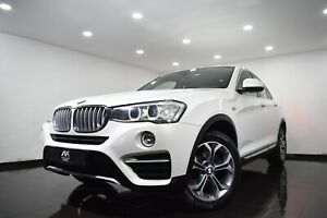 BMW X4 xDrive20d X-LINE ACC HEAD-UP DRIV-ASS+ KAMERA